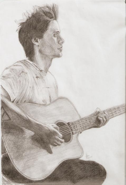 Jared Leto por GIBSONYY
